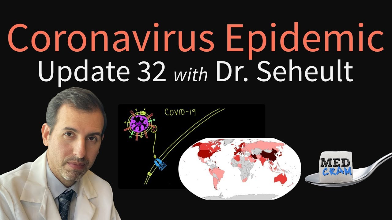 Coronavirus Epidemic Update 32: Important Data from South Korea, Can Zinc Help Prevent COVID-19?