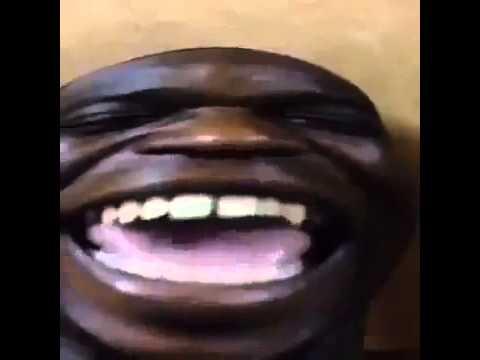 Negro chistoso