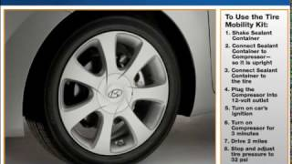 Компрессор с герметиком Хюндай Hyundai Kia Киа смотреть