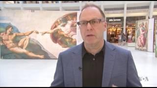 New York Unveils Monumental Copies of Michelangelo's Sistine Chapel Masterpieces