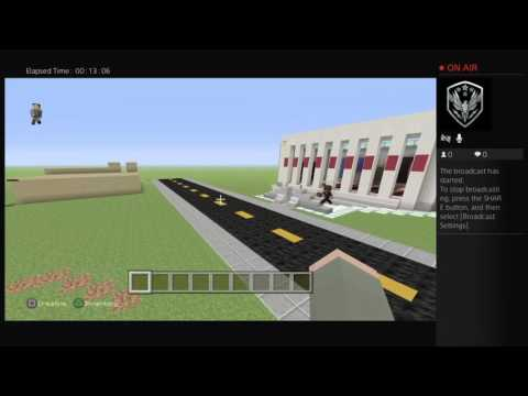 Minecraft PS4 | City Building