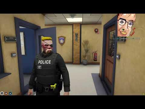 [04-17-21] MOONMOON - NoPixel cop (ruining all RP) | 611 L. Hawk
