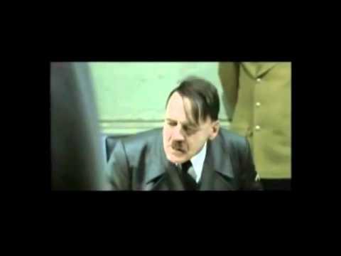 Гитлер и тот расстроился из за запрета Skype в России