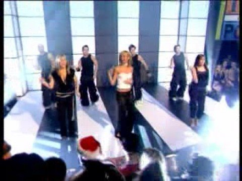 Atomic Kitten - The tide is high (TOTP)