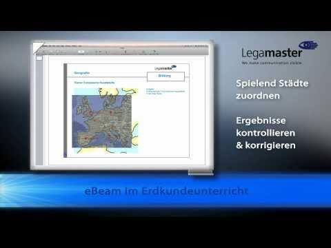 """Art & Office Bürodesign präsentiert """"Legamaster eBeam Anwendungsbeispiele"""""""