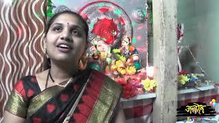 पुण्याच्या मंडई गणेशाचा सिन्नरला पाहुणचार - Sinnar Ganapati -Jallosh Publicity