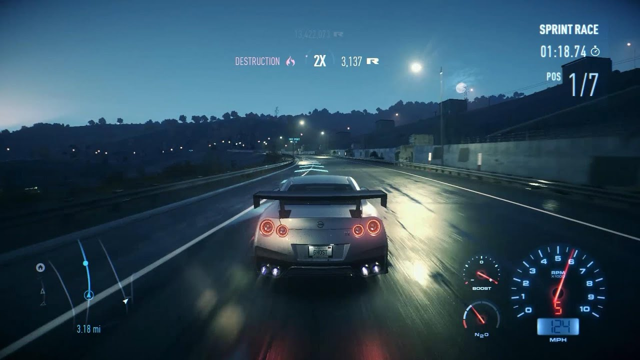 need for speed 2016 pc 2017 nissan gt r premium fully. Black Bedroom Furniture Sets. Home Design Ideas