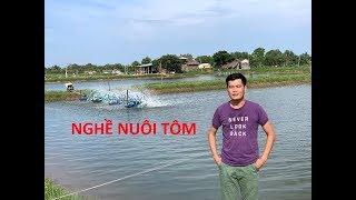 Khương Dừa đi học nghề nuôi tôm ở Sóc Trăng!!!