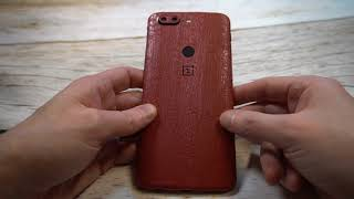 dbrand Red Dragon Skin For OnePlus 5T Review