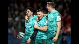 Impressive Munster bully Gloucester