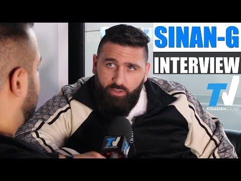 SINAN-G Realtalk Interview - Jackpott, Bushido & Rooz, Dogs Of Berlin, JVA, Label | TV Strassensound