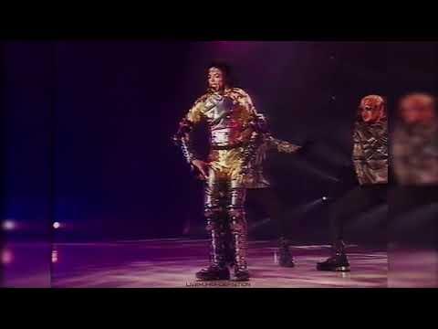 Michael Jackson - In The Closet - Live Helsinki 1997 - HD