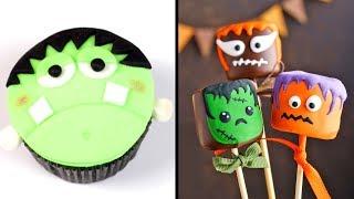 ПРОСТЫЕ И БЫСТРЫЕ Вкусняшки на Хэллоуин: подборка сладких десертов