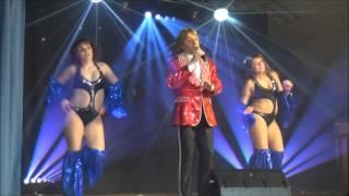 christophe debeaulieu et ses danseuses medley le lundi au soleil,chanson populaire