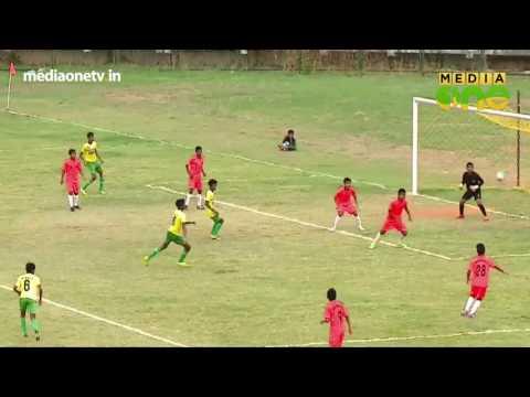 Kerala lost in semi of national subjunior football