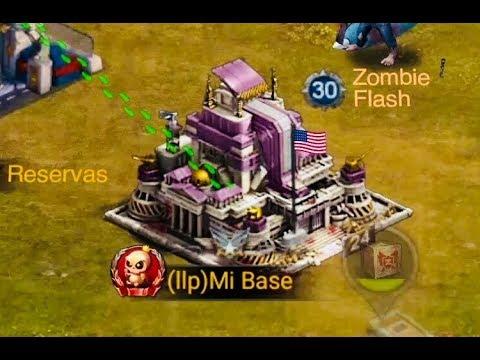 Puntos De Habilidades De Los Oficiales Base 24 Empezando En El Juego  . Last Empire War -Z.