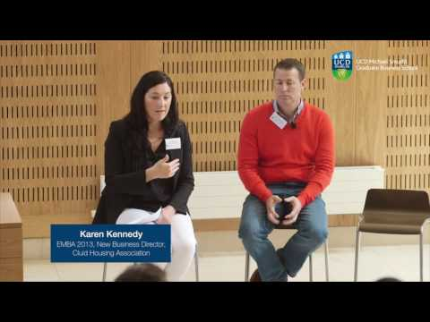 Exec MBA Alumna - Karen Kennedy - Why choose the Smurfit MBA