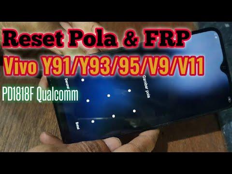 Lupa Pola VIVO Y91/Y93/Y95/V9/V11 Qualcomm