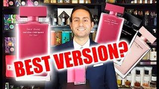 Narciso Rodriguez Fleur Musc Fragrance / Perfume Review - Видео от Redolessence