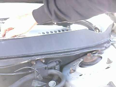 2003 Taurus Brake Booster Replacement 4