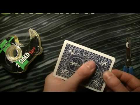 How to Levatate a Card