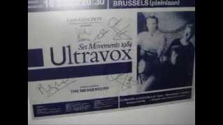 Ultravox - Man Of Two Worlds - Live In Brighton 27.05.84 / Pejman