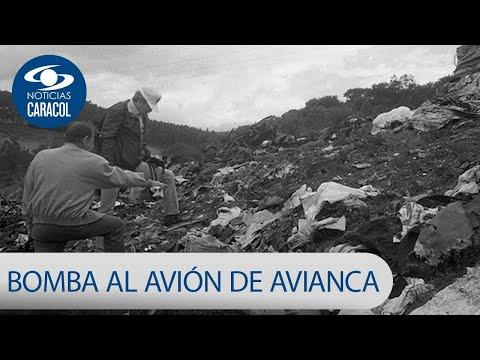 Bomba al avión de Avianca 30 años después: la historia del piloto que no se subió | Noticias Caracol