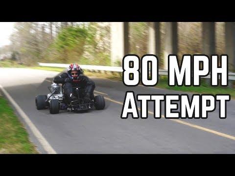 Top Speed Run!   200cc Shifter Kart - YouTube