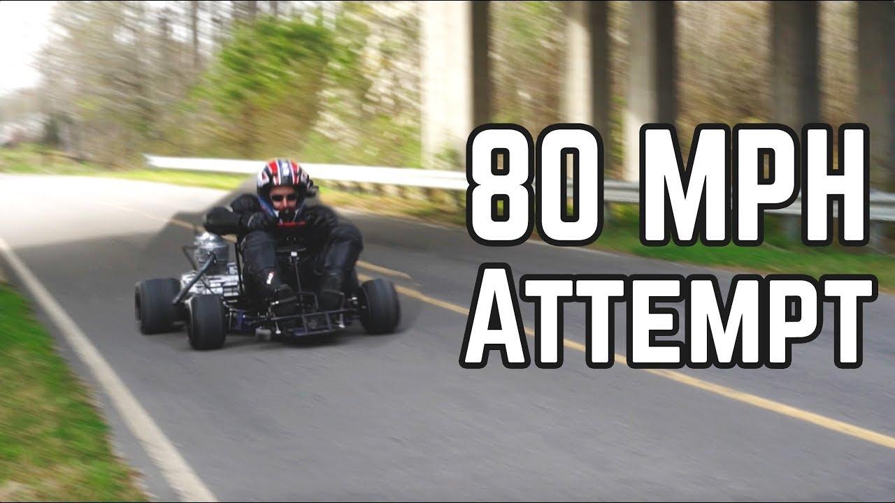 Top Speed Run! | 200cc Shifter Kart