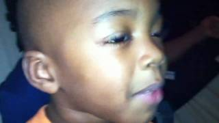 3 y.o aljohn (Charlie clips diss)