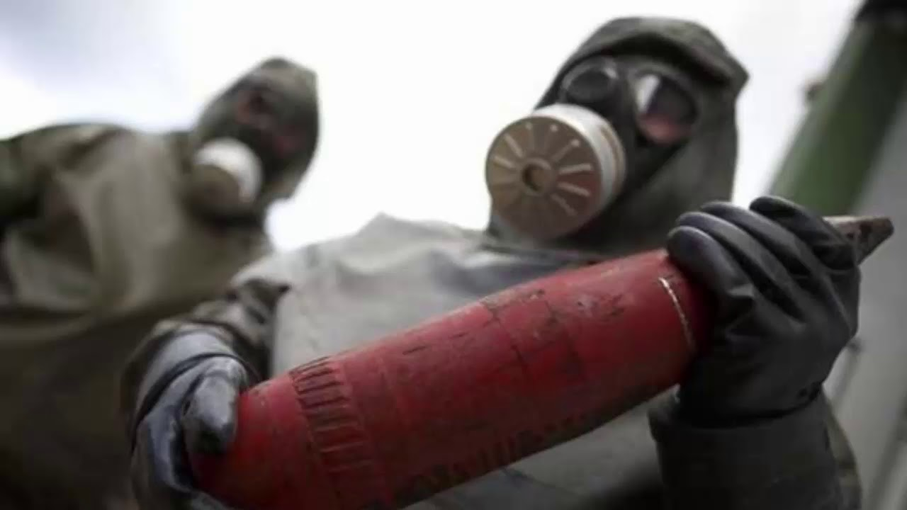 end syrias chemical weapons programme - 1280×720