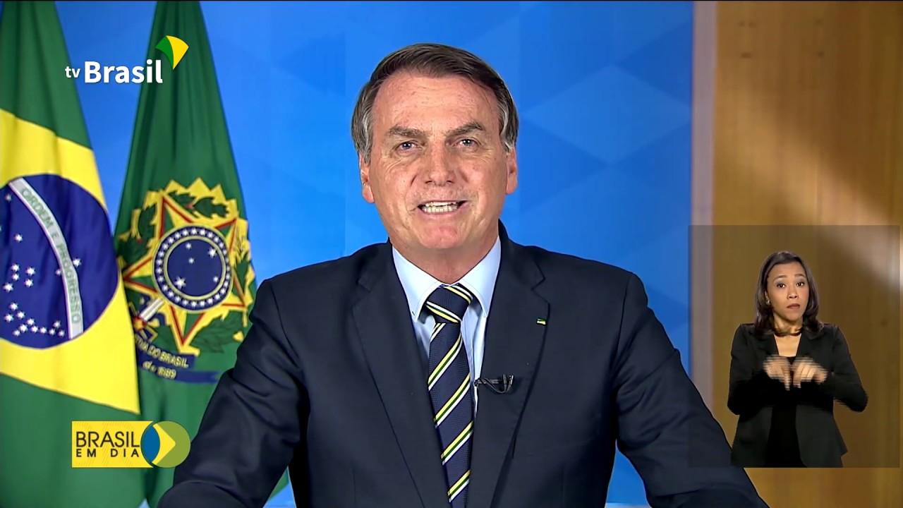 Brasil em Dia - 25 de março de 2020