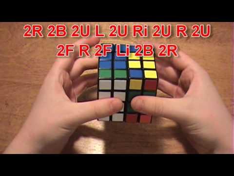How to Solve the 4x4 Rubik's Cube Revenge puzzle « Puzzles