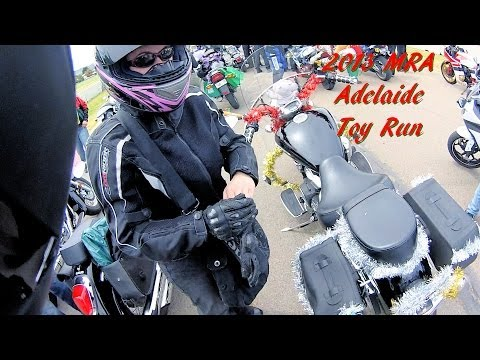 Adelaide Toy Run 2013