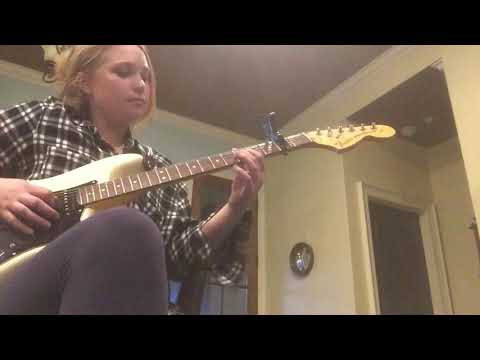 Hotel California Solo Cover | Sophie Hacker