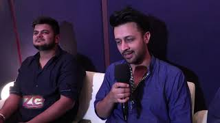 Jaane De | Atif Aslam | Qarib Qarib Singlle | Behind the scenes in Dubai