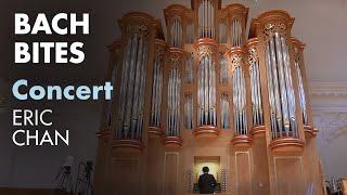 Bach Bites: Eric Chan