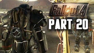 Fallout 4 Walkthrough Part 20 - SHOW NO MERCY (PC Gameplay 60FPS)