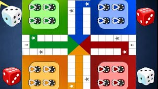 Ludo : The Dice Game. 4 Player Match. screenshot 1