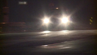 Winter Storm System Hits the East Coast