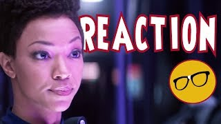 Star Trek Discovery's Kurtzman Scrooged? Trailer Reaction and Woke Picard