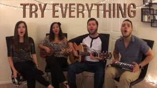 Zootopia Try Everything Cover -  Shakira (Raphael Feat. Evelyn, Isabelle & Lucas)