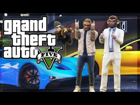 GTA 5 Online - Finance & Felony DLC! (New FMJ, Tugboat, Offices)