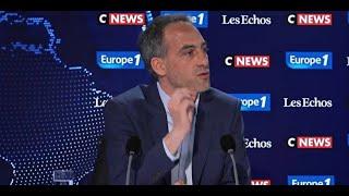 """Raphaël Glucksmann : """"Le destin que promettent les souverainistes, c'est un destin de laquais"""""""