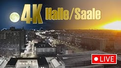 Live Cam Halle Neustadt - 4K Streaming Webcam City Halle/Saale