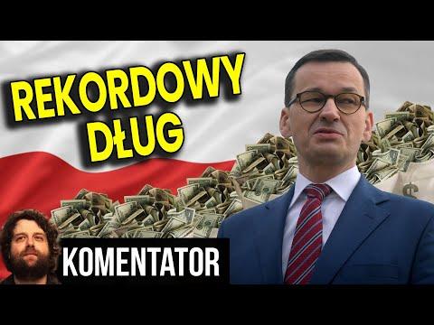 Bankructwo Polski TO FAKT - 40 MLD Nowego Długu W Marcu - Analiza Komentator Pieniądze Bank Film PL