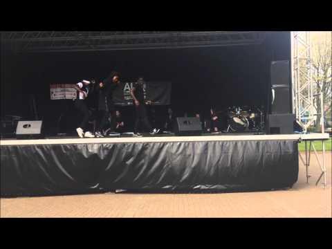 Aston University Hip-hop & Dance Societies
