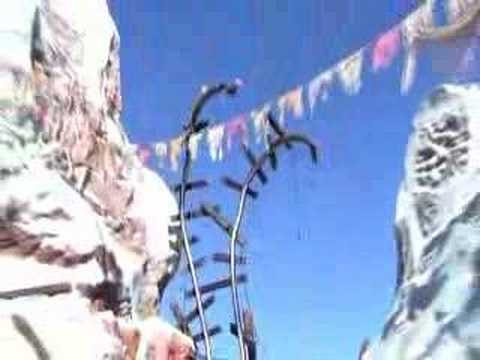 Expedition Everest at Disney World - YouTube