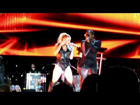 """Pump It"" (Live) - Black Eyed Peas - Oracle Event - San Francisco - September 22, 2010"