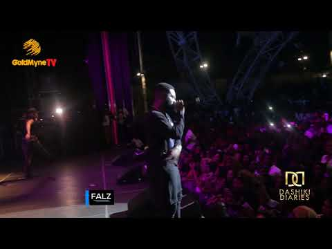 FALZ LIVE AT ONE AFRICA MUSIC FEST (Nigerian Music & Entertainment)